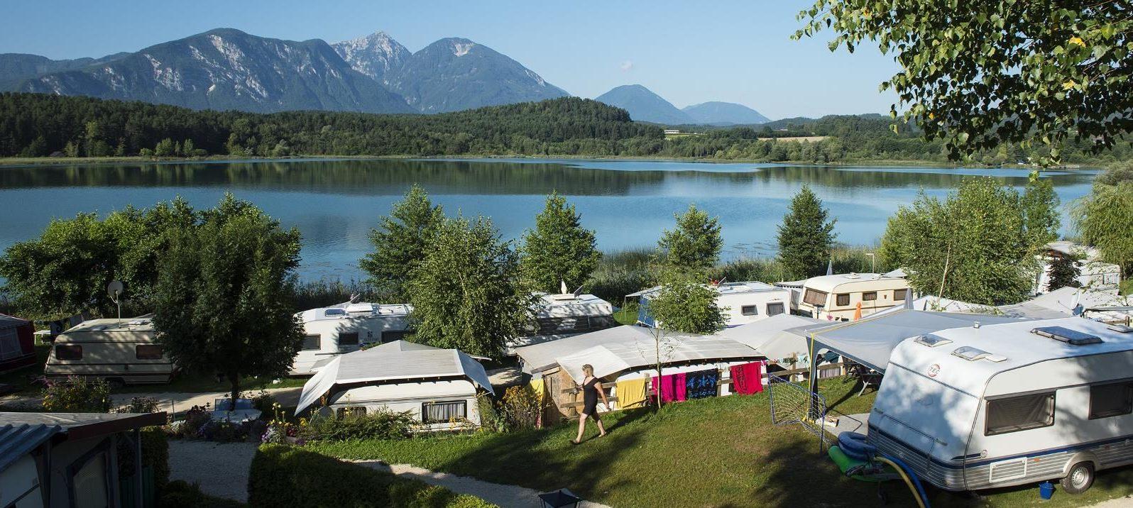 Camping IlsenhofObersammelsdorfTurnerseeBezirk VölkermarktKärnten